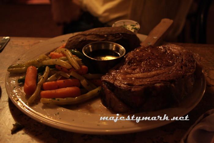 Steak & Rib